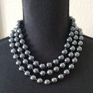 Carolee pearl necklace